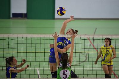 Virtus Cermenate 1 - Doria Seride Portichetto 3 19^ Giornata Seconda Divisione Femminile 2018/19 Cermenate (CO) - 7 marzo 2019