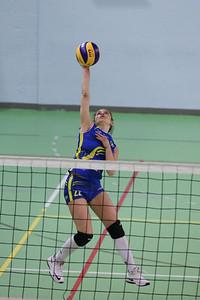 Virtus Cermenate 3 - Union Volley Mariano 1 23^ Giornata Seconda Divisione Femminile 2018/19 Cermenate (CO) - 4 aprile 2019