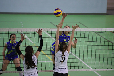Virtus Cermenate 0 - Pol. Comense 3 25^ Giornata Seconda Divisione Femminile 2018/19 Cermenate (CO) - 18 aprile 2019