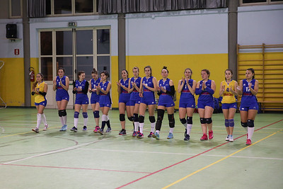 Virtus Cermenate 2 - GS Carimate 15^ Giornata Seconda Divisione Femminile 2018/19 Cermenate (CO) - 7 febbraio 2019
