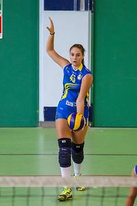 Virtus Cermenate 3 - Figino Volley 0 1^ Giornata Under 18 Femminile 2018/2019 Cermenate (CO) - 20 ottobre 2018