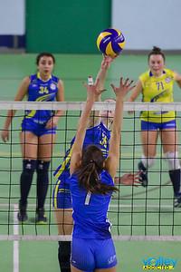 Virtus Cermenate 3 - Zurigo Assicurazioni Como Volley 0 4^ Giornata Seconda Fase U18f 2018/2019 Cermenate (CO) - 26 gennaio 2019
