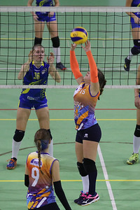 Virtus Cermenate 3 - Volley CDG Erba 0 5^ Giornata Under 18 Femminile 2018/2019 Cermenate (CO) - 17 novembre 2018