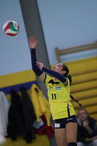 Virtus Cermenate 0 - Union Volley Mariano 3 1^ Giornata Under 13 Femminile 2018/2019 Cermenate (CO) - 3 novembre 2018