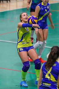Gelateria Cagliani Vivi Volley 2 - Virtus Cermenate 3 1^ Giornata Serie D Femminile 2018/2019  FIPAV Lombardia Induno Olona (VA) - 13 ottobre 2018