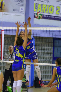 Cd Transport Como Volley 3 - Virtus Cermenate 2 12^ Giornata Serie Df 2018/19 Lombardia Como - 12 gennaio 2019