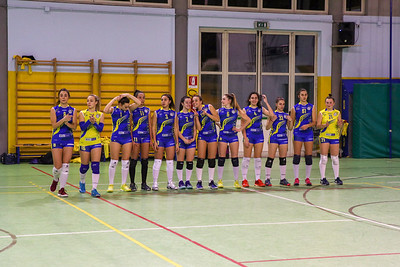 Virtus Cermenate 3 - Nuova Team 0 13^ Giornata Serie Df 2018/19 Lombardia Cermenate (CO) - 19 gennaio 2019
