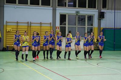 Virtus Cermenate 0 - Dolcos Volley Busnago 3 2^ Giornata Prima Fase Regionale U18f 2018/2019 Cermenate (CO) - 2 aprile 2019