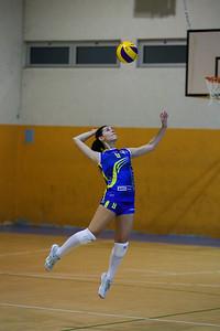 ASS. SPORTIVA AG MILANO 1 - VIRTUS CERMENATE 3 Serie D Femminile 2019/20 Lombardia - 12^ Giornata Milano (MI) - 18 gennaio 2020