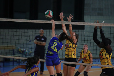Union Volley Mariano PG 0 - Virtus Cermenate 3 2^ Giornata Serie Df 2019/20 Lombardia Mariano Comense (CO) - 26 ottobre 2018