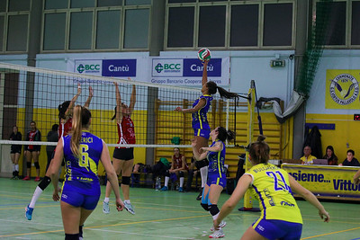 Serie D Femminile 2019/20 Lombardia - 7^ Giornata Virtus Cermenate 3 - Sampietrina Volley Seveso 0 Cermenate (CO) - 30 novembre 2019