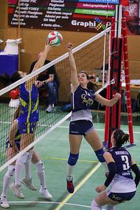 CUMDI LUINO VOLLEY 3 VIRTUS CERMENATE 2 Serie C Femminile 2020/21 Lombardia - 10^ Giornata Germignaga (VA) - 8 maggio 2021