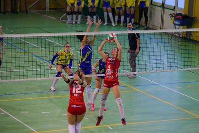 VIRTUS CERMENATE 3 - ORAGO/UYBA 0 Serie C Femminile 2020/21 Lombardia - 2^ Giornata Cermenate (CO) - 6 marzo 2021