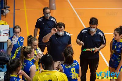 HYDRA CASSANO 1 - VIRTUS CERMENATE 3 Serie C Femminile 2020/21 Lombardia - 1^ Giornata Cassano Magnago (VA) - 27 febbraio 2021