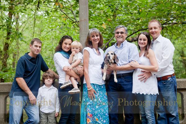 Campo Family Portraits