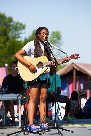 Talent Tent
