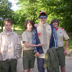 "2005-05-15 - Troop 26 ""Lost"" Campout"