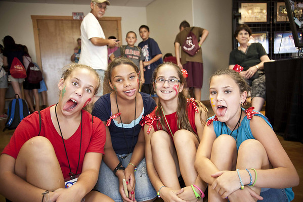 Boys & Girls Camp, July 14-16