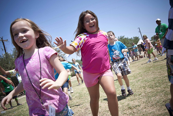 Childrens Camp 1, July 8-9