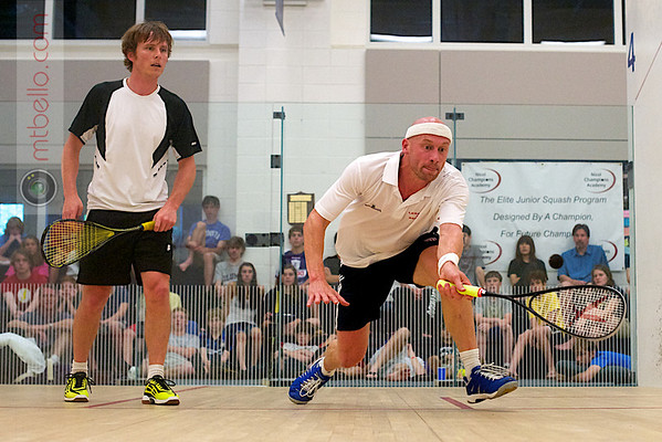 Peter Nicol and Chris Walker
