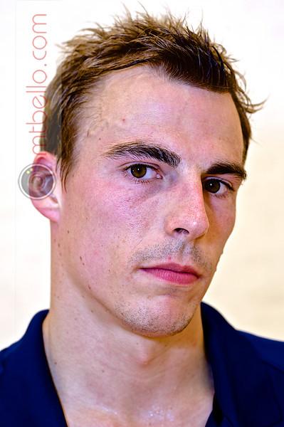 2012 Squash and Beyond: Nick Matthew (PSA Player)