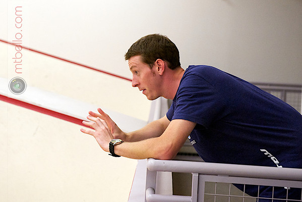 2012 Squash and Beyond Candid: Greg McArthur