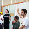 2012 World Class Squash Camp: Campers and Shahier Razik