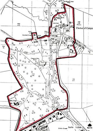 Previous Housing Development at Campsie Glen