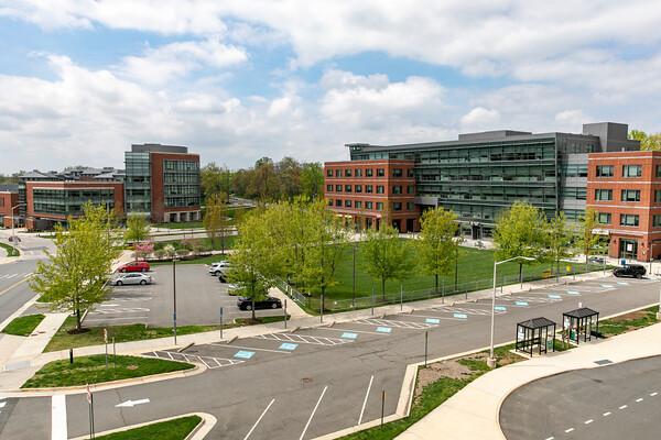 Photo by: Shelby Burgess/Strategic Communications/George Mason University, Merten Hall