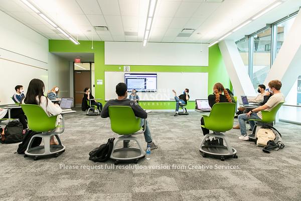 Horizon Hall Classroom