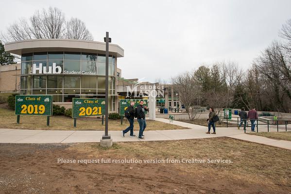 HUB, Fairfax Campus
