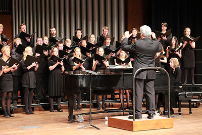 Campus Choir -Spring 2014