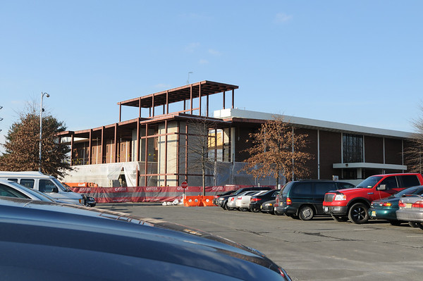 Bart Luedeke Theater Expansion Project