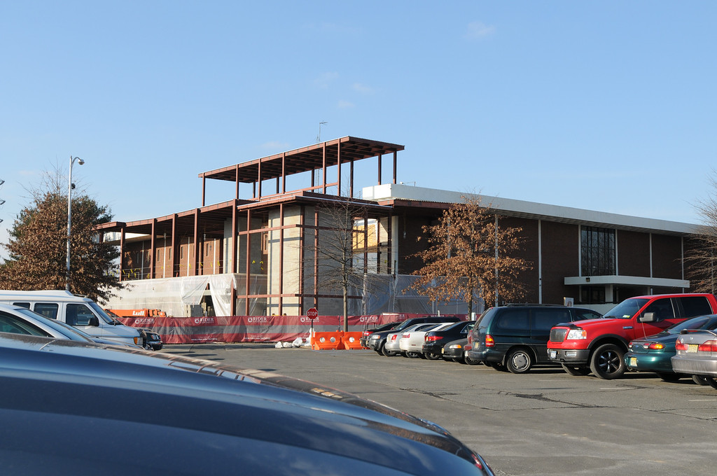 01-04-2011 - Bart Luedeke Center Theater Expansion Project