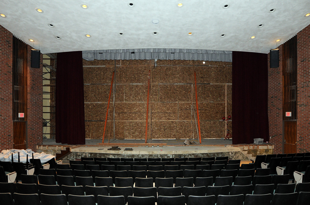 02-09-2011 - Bart Luedeke Center Theater Expansion Project.