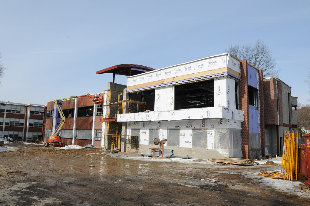 01-21-2011 - Bart Luedeke Center Theater Expansion Project.