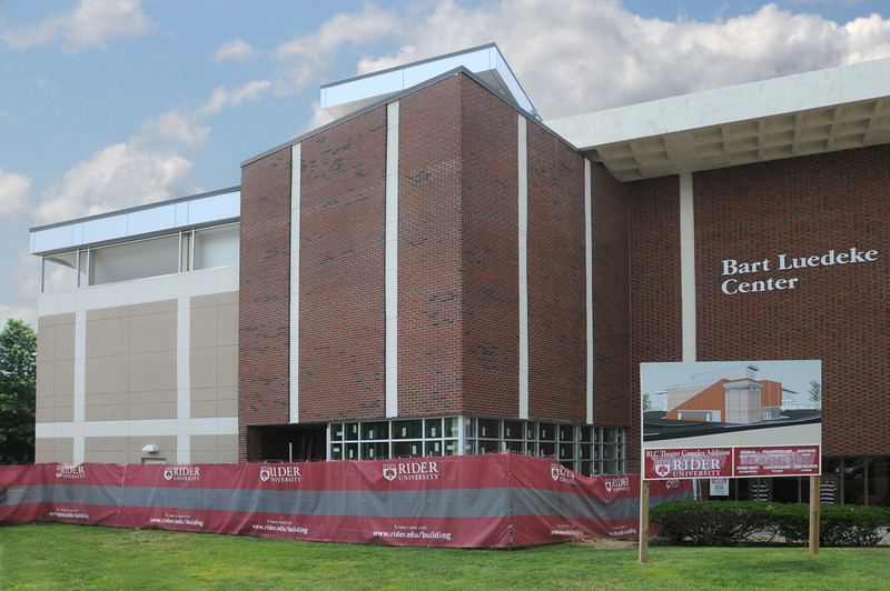 Bart Luedeke Center Theater Expansion
