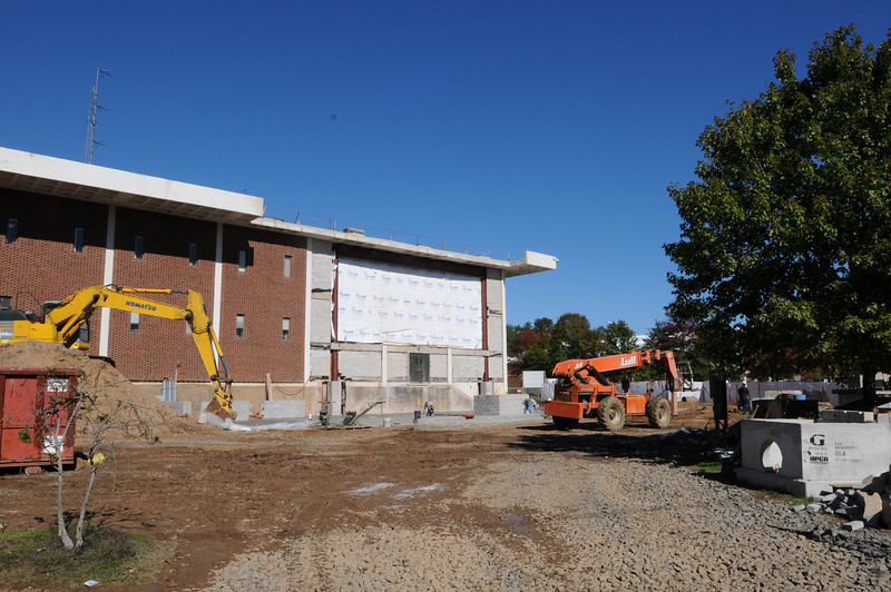 10-13-2010 - Bart Luedeke Center Theater Expansion Project