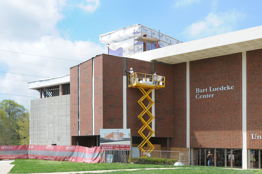 04-21-2011 - Bart Luedeke Center Theater Expansion Project.