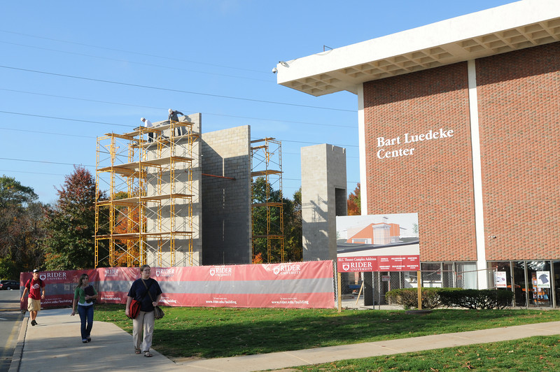 10-26-2010 - Bart Luedeke Center Theater Expansion Project