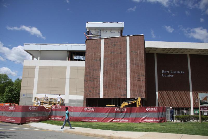 05-10-2011 -- Bart Luedeke Center Theater Construction