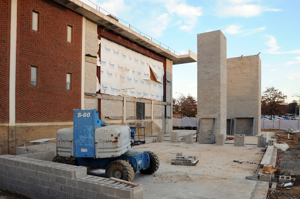 11-29-2010 - Bart Luedeke Center Theater Expansion Project