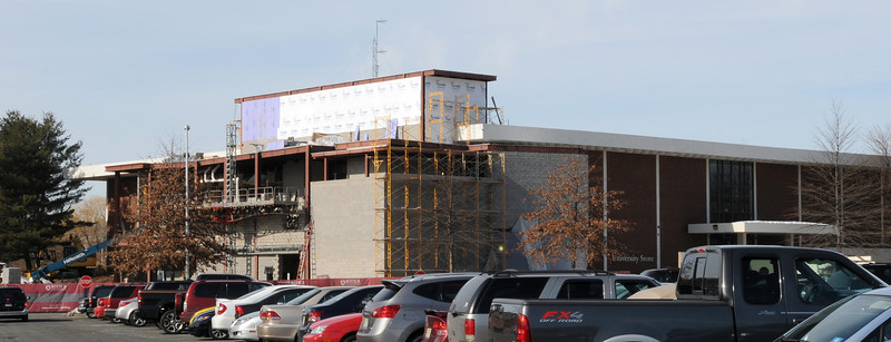 03-16-2011 - Bart Luedeke Center Theater Expansion Project.