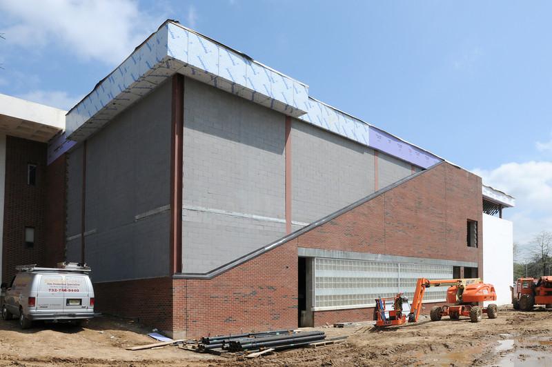 Bart Luedeke Center Construction Site