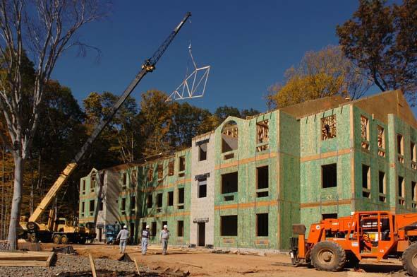 West Village Construction