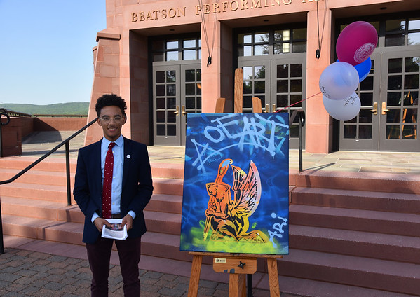 2017 Ordway Laferriere Art Gallery Opening