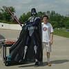 Darth Vader by Brendan McGlone '11