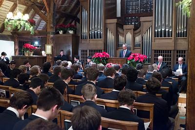2015-16 Christmas Vespers