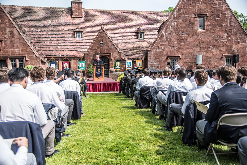 2015-16 Graduation - Will Cook