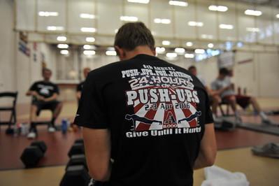 2015-16 Push Ups for Patriots